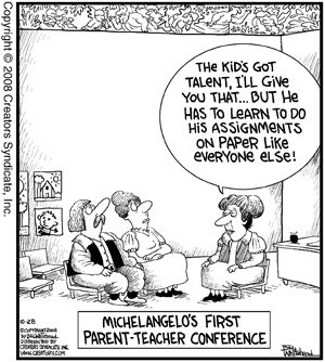 Getting More Out of Parent-TeacherConferences